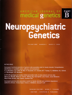 Journal of Neuropsychiatric Genetics
